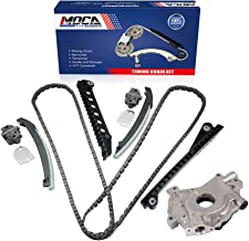 MOCA Timing Chain Kit & Oil Pump Kit for 1997-2004 Ford Excursion & Ford Expedition & Ford E-150 E-250 F-150 F-350 5.4L V8 SOHC