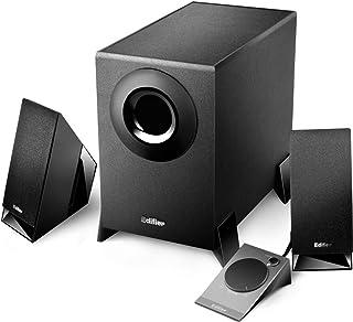 M1360 Edifier 2.1 Multimedia Speaker System 8.5W Edifier 2.1 Multimedia Speaker, Wired Remote Control