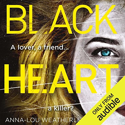 Black Heart audiobook cover art