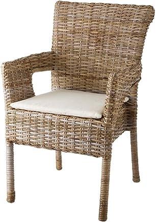 Amazon.es: sillas rattan - Sillas / Comedor: Hogar y cocina