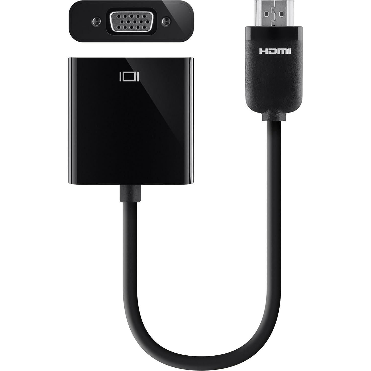 Belkin AV10145BT HDMI/VGA Video Cable - HDMI/VGA for Video Device, Projector - 5.90