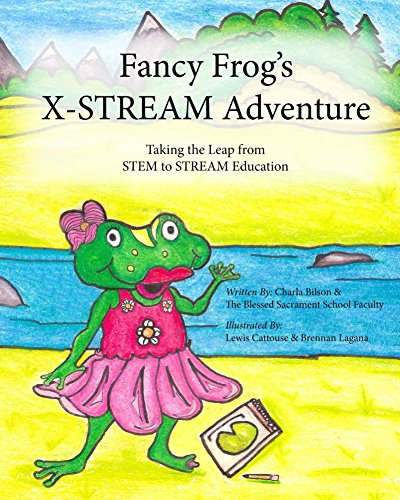 Fancy Frog's X-STREAM Adventure (English Edition)