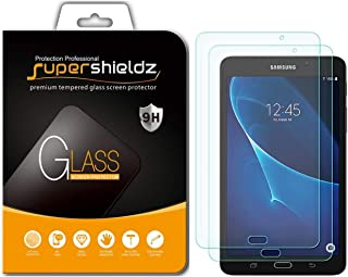 (2 Pack) Supershieldz for Samsung Galaxy Tab A 7.0 inch (SM-T280) Screen Protector, (Tempered Glass) Anti Scratch, Bubble Free
