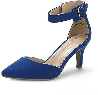 Best blue pointed heels Reviews