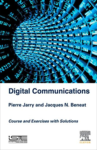Digital Communications: Courses and Exercises with Solutions (English Edition)