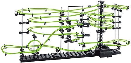 LyGuy Space Coaster Spacerails Resplandor En La Oscuridad 13,500Mm Rail Level 3 Game 233-3G Pista Espacial