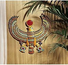 Design Toscano Horus Egyptian Wall Plaque