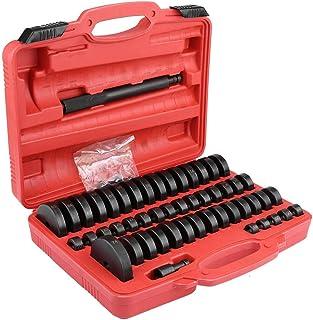 Bush Bearing Set,51pcs Bush Bearing Driver Set Remover Installer Removal Built Hand Tool Kit for Car Repair