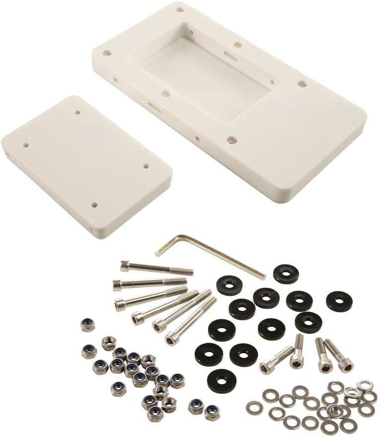 attwood 8M0092063 Xi Series Quick-Release Max 53% trust OFF Bracket Kit Electr for