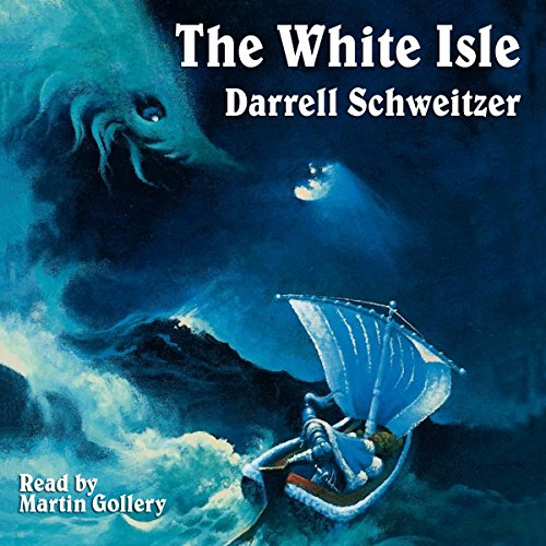 The White Isle audiobook cover art