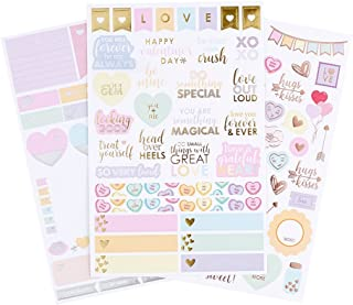erin condren wedding stickers