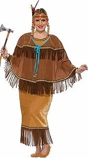 Forum Women's Native American Costume