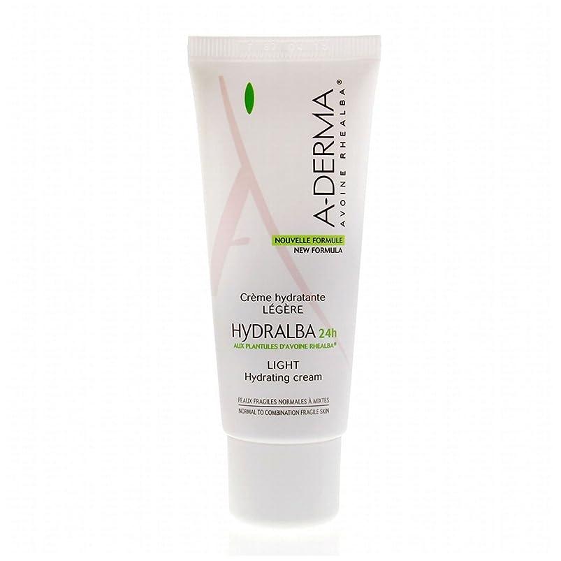 可能元のペッカディロA-derma Hydralba Hydrating Cream Light 40ml [並行輸入品]