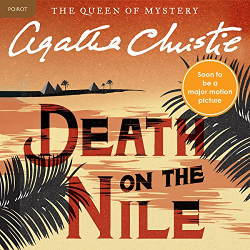 Couverture de Death on the Nile