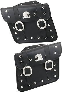 Suchergebnis Auf Für Nieten Leder Satteltaschen Koffer Gepäck Auto Motorrad