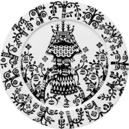 Iittala Taika Assiette Noir 27 cm