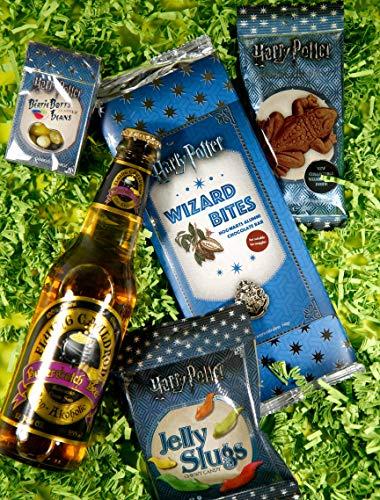 Pack Harry Potter Honeydukes degustación