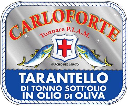 Tarantello di Tonno Rosso di Carloforte...