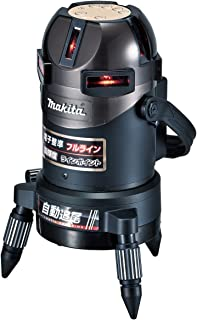 マキタ(Makita) 屋内屋外兼用追尾墨出し器 フルライン 高輝度 ラインポイント 三脚別売 リモコン追尾受光器・バイス付 SK503PXZ
