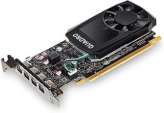 HP - Tarjeta gráfica (Quadro P620, 2 GB, GDDR5, 128 bit, 5120 x 2880 Pixeles, PCI Express x16 3.0)