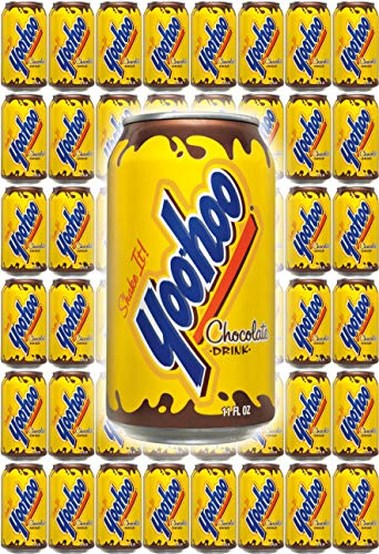 Yoo-Hoo Chocolate Drink, 11 oz Can (Pack of 48, Total of 528 Oz)