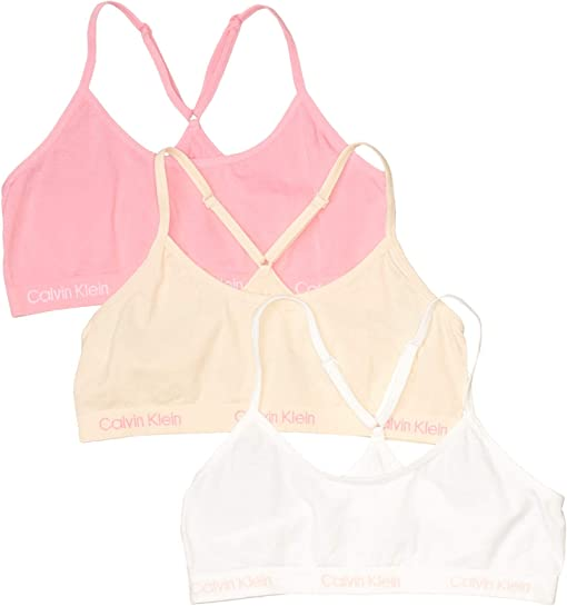 Sachet Pink/Nude/Classic White