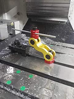 Vise stop 5 Axis movement mill work stop part locator 1/2