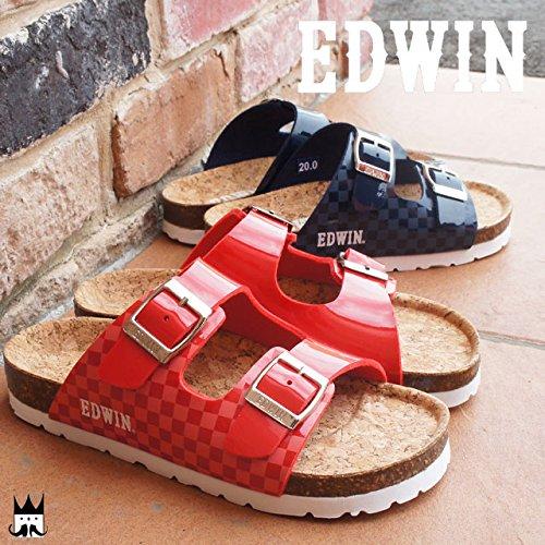 EDWIN(エドウィン)『キッズサンダル(ED9833)』