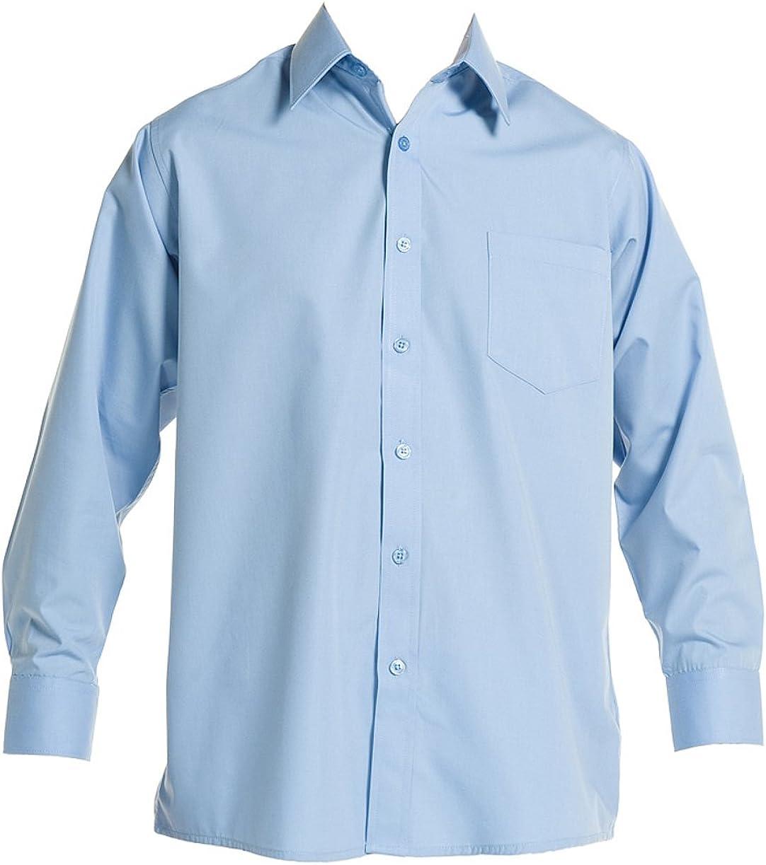 Preferred School Uniform Boy's Long Sleeve Shirt