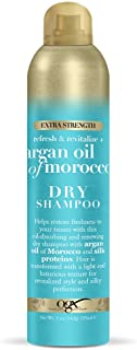 OGX Renewing + Argan Oil of Morocco Shampoo Dry Shampoo 5 Ounce na