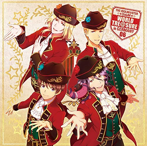 THE IDOLM@STER SideM WORLD TRE@SURE 06(特典なし)