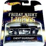 Hot Wheels Retro Friday Night Lights Chevy Silverado Die Cast