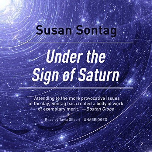 Under the Sign of Saturn audiobook cover art