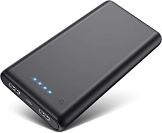 Portable Charger Power Bank 26800mAh Upgraded Ultra-High Capacity External Battery Packs with 4 LED Indicator 2 Output Por...