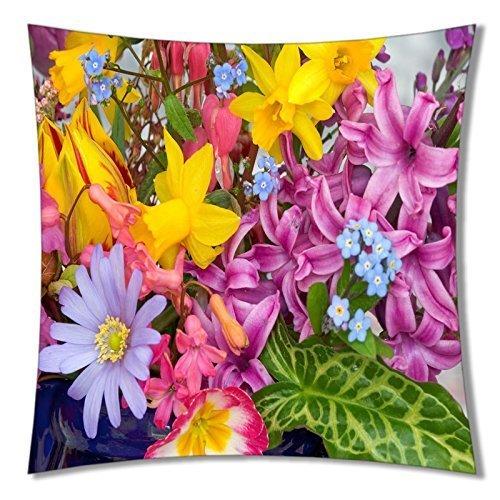 B-ssok High Quality of Pretty Flower Pillows A07