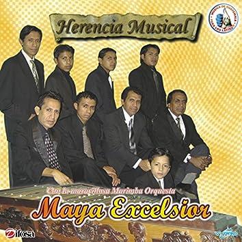 Herencia Musical. Música de Guatemala para los Latinos