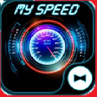 my speed