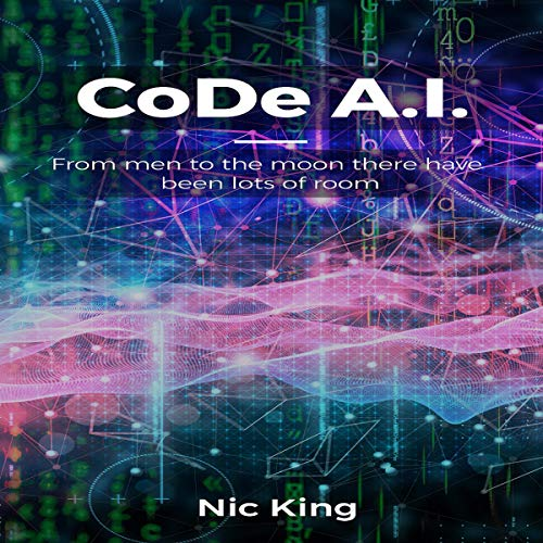 CoDe A.I. audiobook cover art