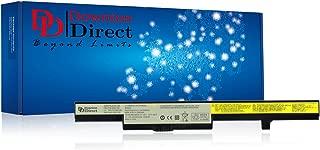 Downton DirectBattery for LENOVO 45N1184 45N1185 L12L4E55 IdeaPad M4400 M4450 M4450A Series, M4400A M4450 M4450A Series,LENOVO Eraser B50 B50-30 B50-30 Touch Series. [14.4V 2200mAh, 1 Year Warranty]
