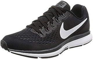 Nike Men's Air Zoom Pegasus 34 NOP Running Shoes Black Size 6.5 Women's 8