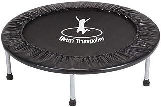 Jump Home Henri Trampolim Preta