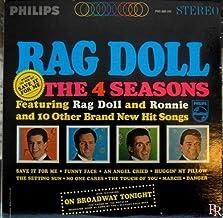 The 4 Seasons - Rag Doll - Original 1964 Rare Stereo Issue