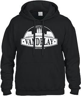 Cybertela Vandelay Industries Sweatshirt Hoodie Hoody