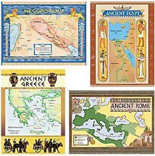 Teacher Created Resources Ancient Civilizations Bulletin Board Display Set (4422)