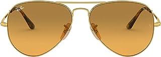 Rb3689 Metal Ii Evolve Photochromic Aviator Sunglasses