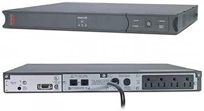 Smart-Ups Sc 450va 1u Rm Twr 120v 5-15p Line-Int 4out 5-15r Gray