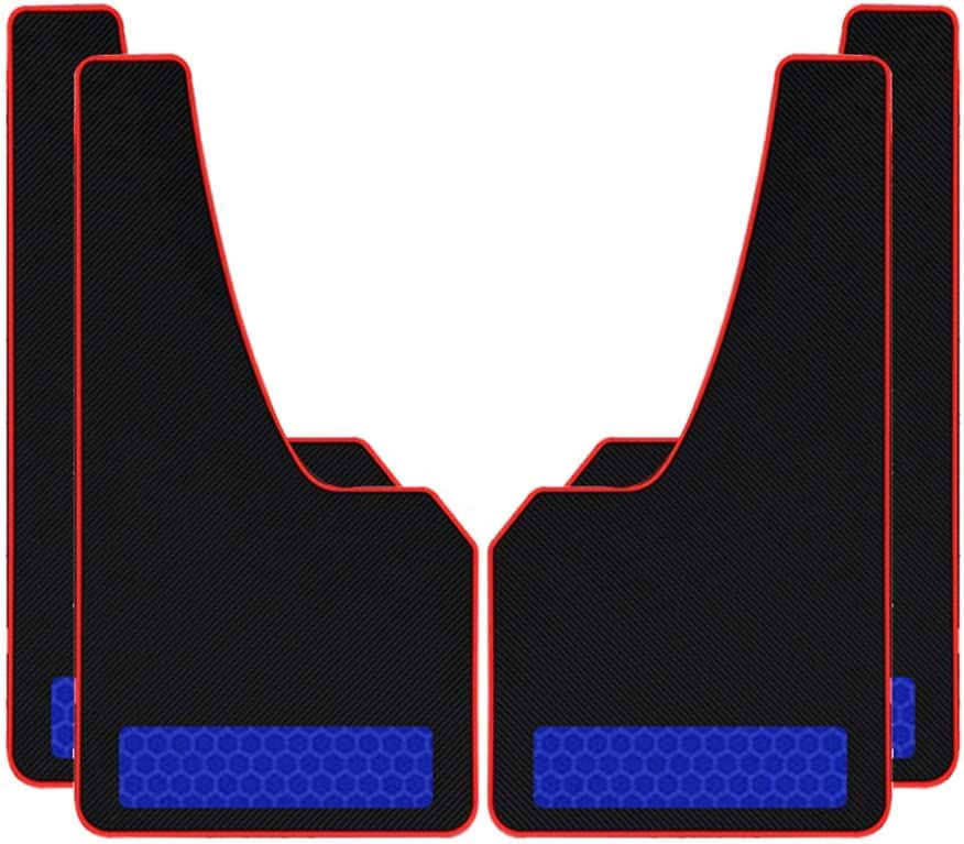 Handao-US Free shipping Car San Francisco Mall Mud Flaps Fit for LS500H PVC Material Soft Lexus
