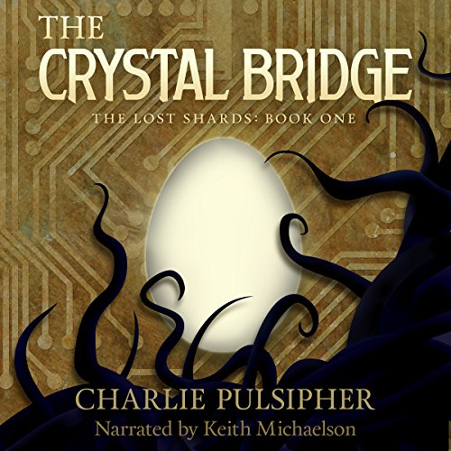 The Crystal Bridge audiobook cover art