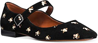 Coach Women's Mary Jane with Prairie Printed Suede