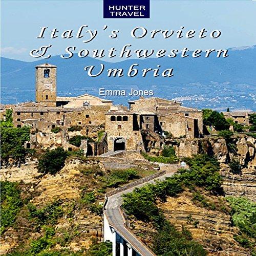 Italy's Orvieto & Southwestern Umbria audiobook cover art
